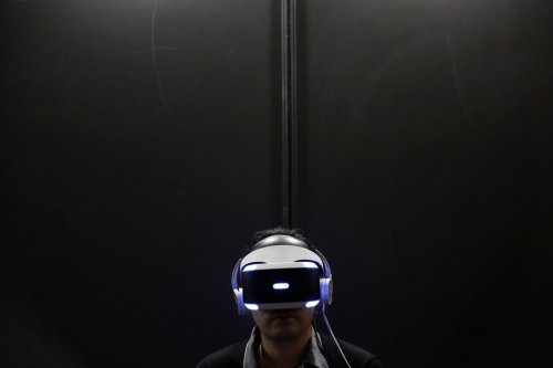 Virtual Reality Can Leave You With an Existential Hangover