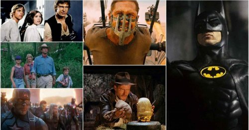 The best movies of the last 50 years, ranked decade by decade!