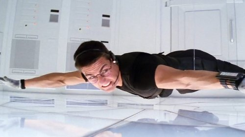 Tom Cruise's Mission: Impossible at 25