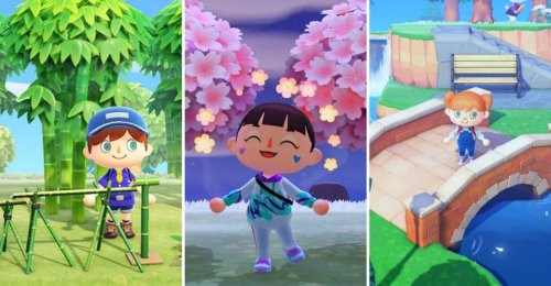 15 Gorgeous Animal Crossing: New Horizons Island Designs