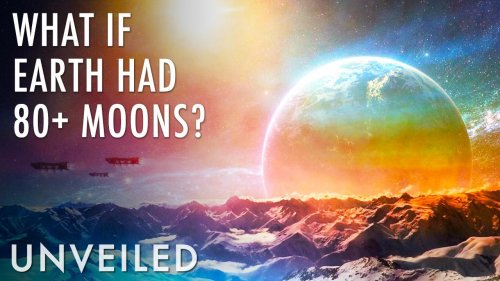 What If Earth Had the Moons of Jupiter? | Unveiled