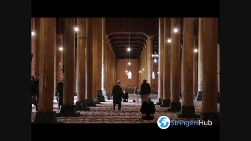 Kashmiri Muslims celebrate the first Friday of Ramadan in India 1