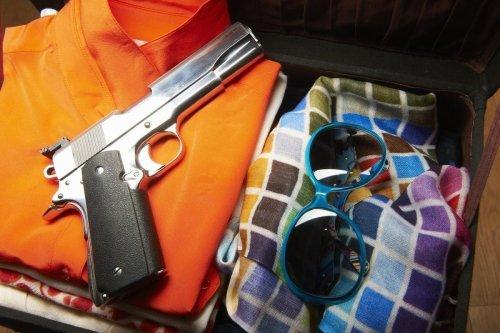 Guns On Planes