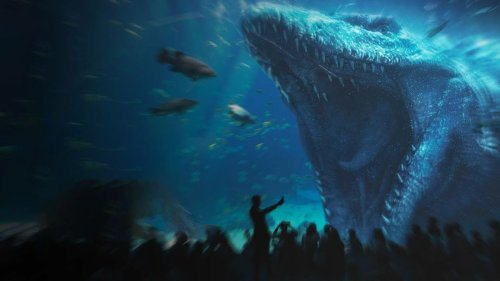What If the Mosasaurus Was Still Alive?