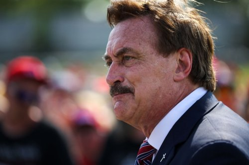What is Mike Lindell up to?
