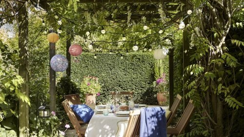 Light up your garden with these brilliant ideas