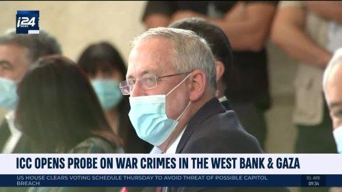 ICC Opens Probe on War Crimes in West Bank & Gaza