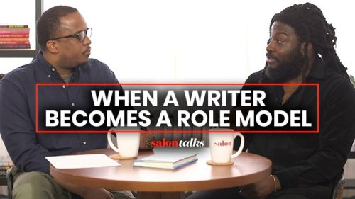"""Author Jason Reynolds: """"No one ever told us we could grow up to be writers"""""""