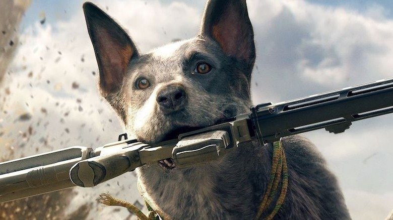 The 5 Best And 5 Worst Dogs In Gaming