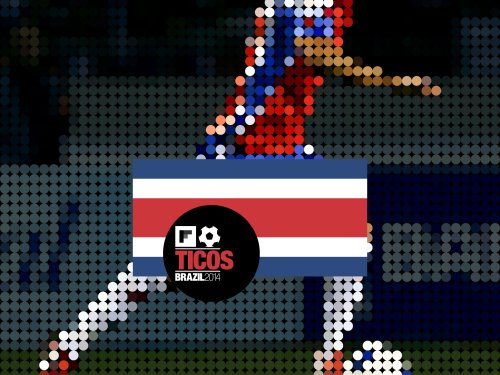 Costa Rica: World Cup 2014 cover image