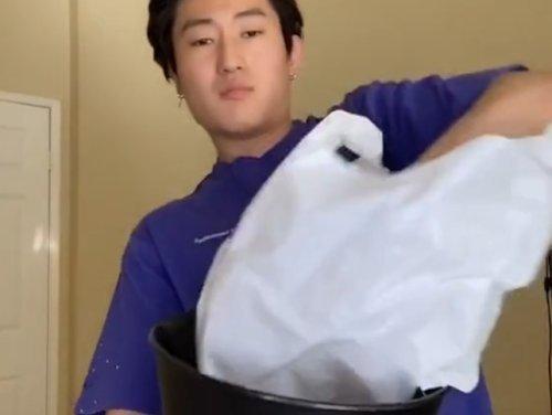 This trash bag hack is exploding minds