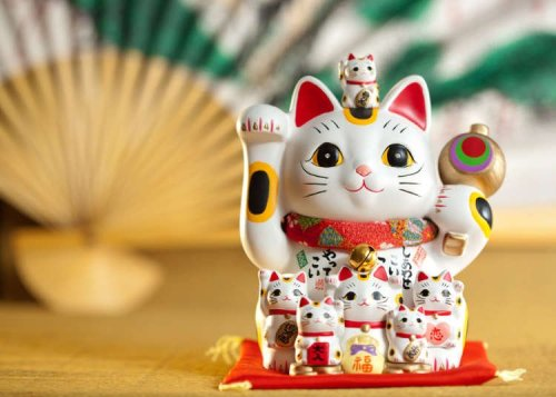 Japan's Love Affair with Cats