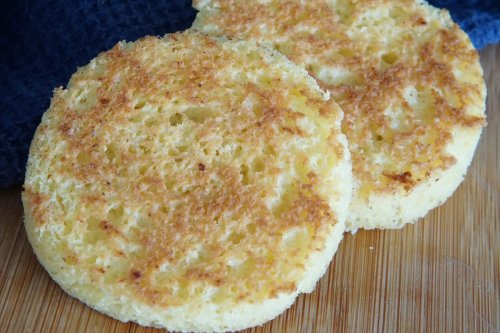 Satisfying Keto English Muffins and Other Keto Breads