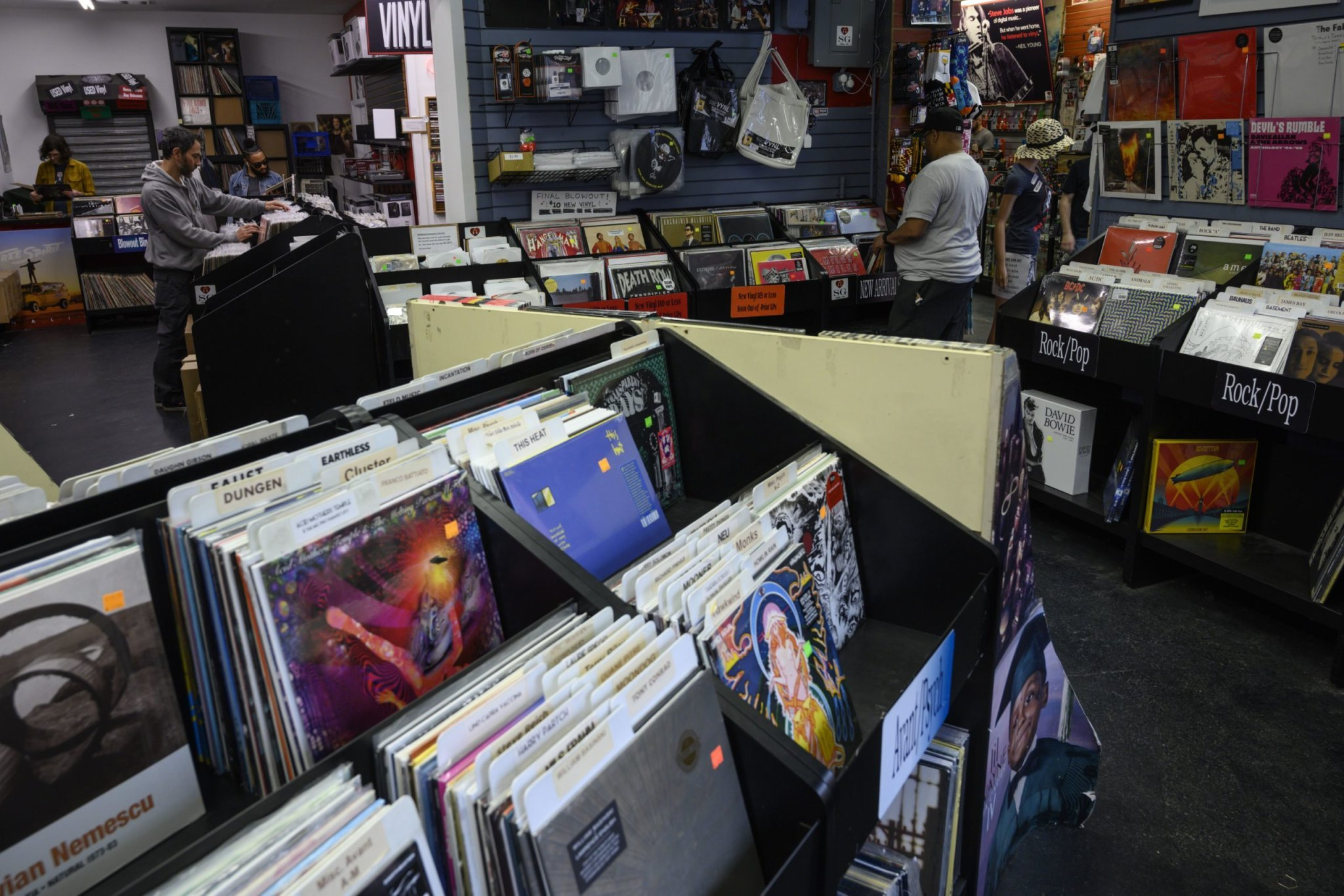 America's greatest record stores