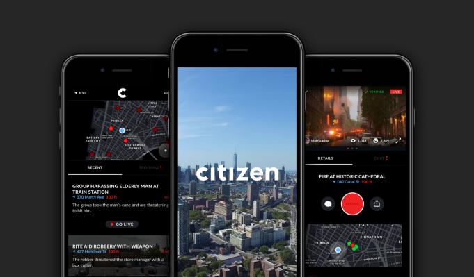 How Citizen Turns Crime-Tracking Into a Dangerous Form of Vigilantism