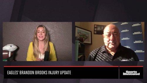 Eagles Brandon Brooks injury update