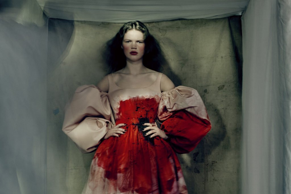 Discover What Inspired Alexander McQueen's New Collection