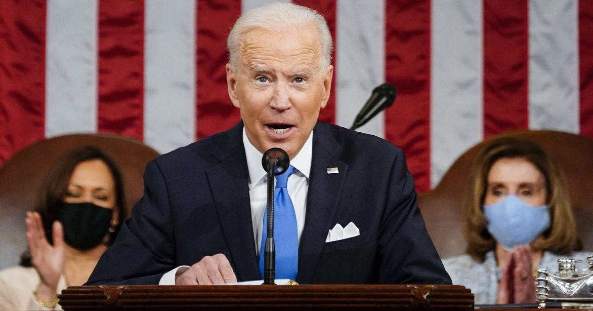 The latest on Biden's infrastructure plan