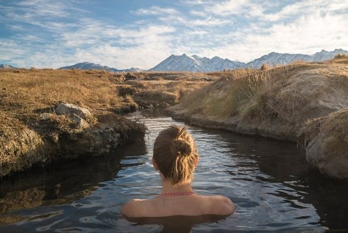 BEST NATURAL HOT SPRINGS IN THE U.S.