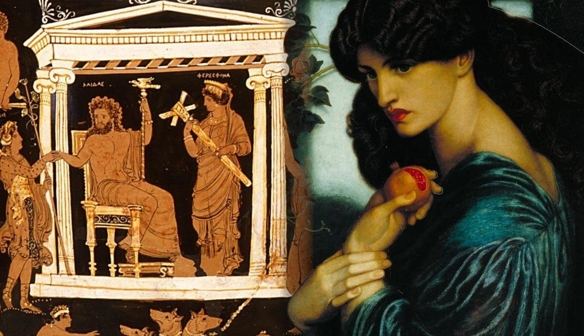 Persephone: Goddess of Spring and Queen of the Underworld