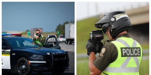 Quebec Police Are 'Intensifying' Operations On Roads & Trails Over The Few Weeks