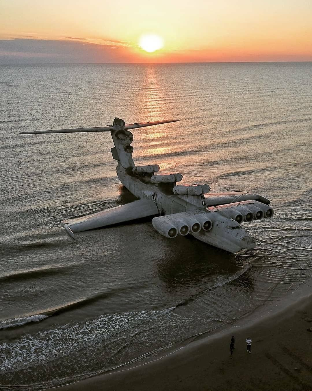 8 Reasons The Lun-Class Ekranoplan Is The Coolest Invention We Forgot