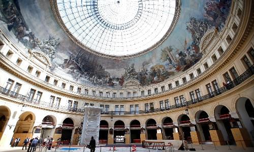 Former Paris stock exchange to be reborn as major new art museum