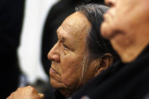 Lakota spiritual leader, activist Leonard Crow Dog dies