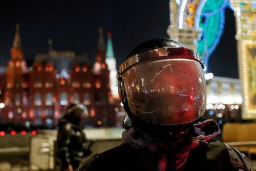 Moscou veut acheter du matériel anti-émeutes avant une manifestation prévue pro-Navalny