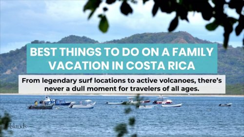 Best Things to Do on a Family Vacation in Costa Rica