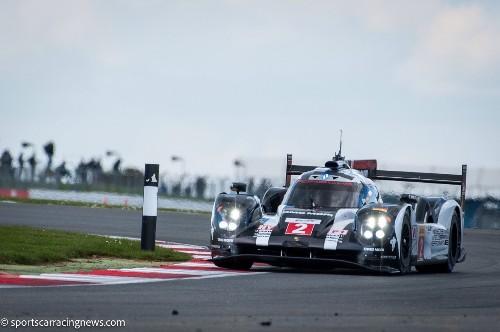 Porsche 919 Hybrid FIA World Endurance Championship Silverstone
