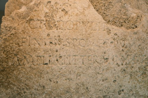 Rare stone discovered outlining ancient Rome's city limits