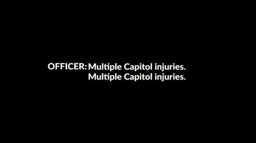 Cops recount horrors of U.S. Capitol riot