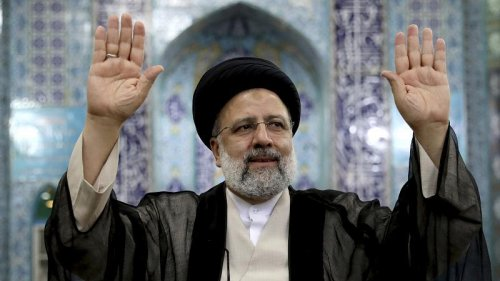 Iran hardliner Raisi wins presidential election with 62% of vote, early results show