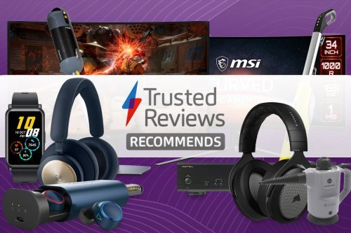 TRUSTED REVIEWS RECOMMENDS - THE BEST TECH WE REVIEWED THIS WEEK