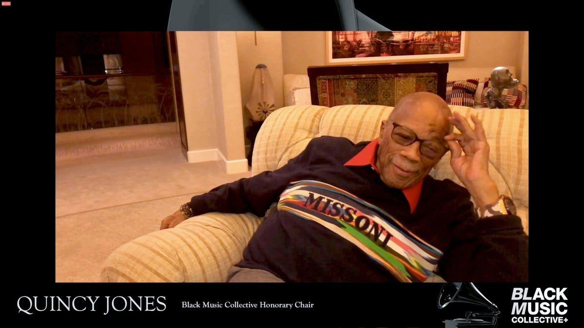 Quincy Jones Wouldn't Work With Elvis + The Kwame Saga