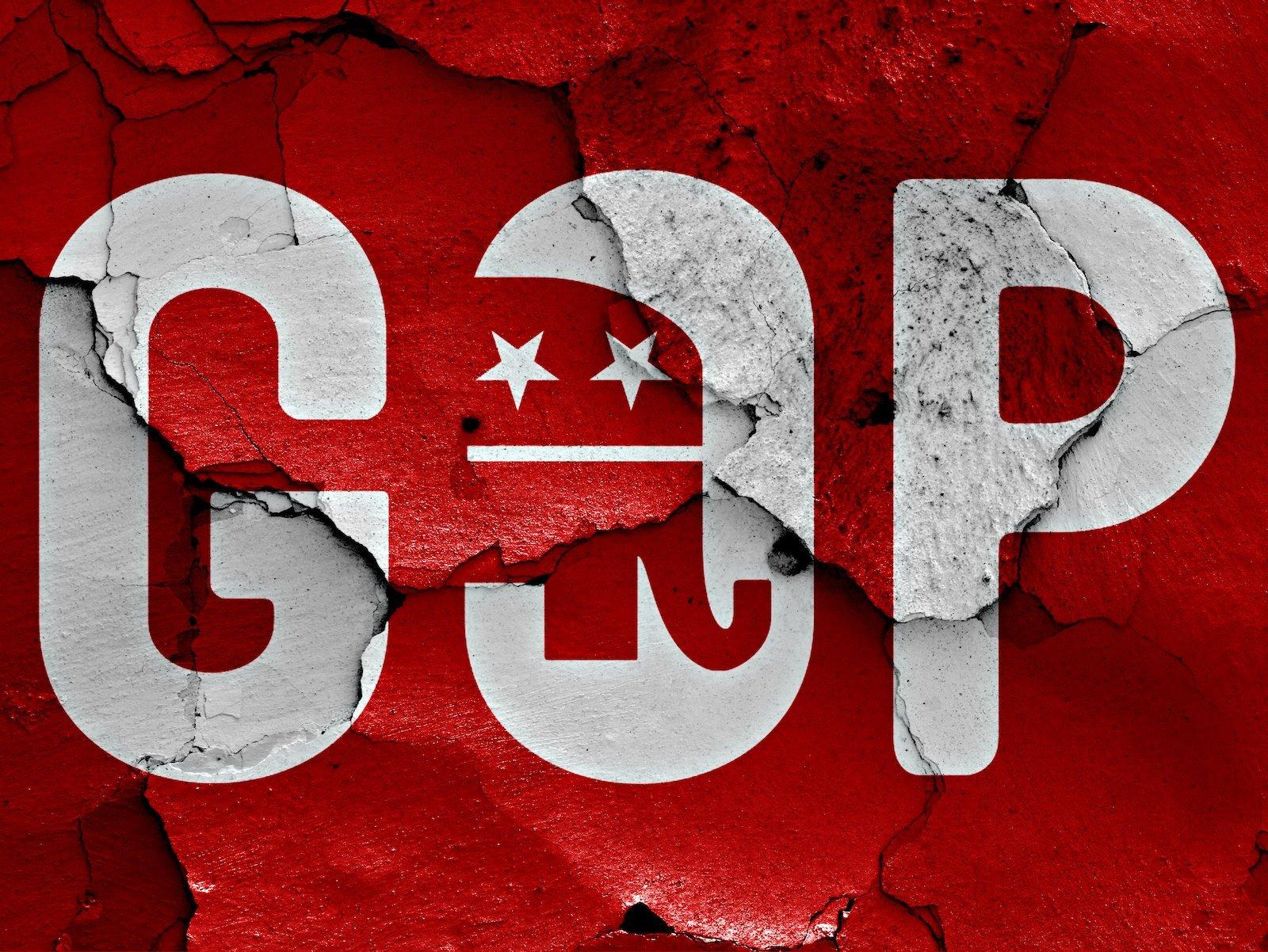 Listen: The Republican 'Civil War' Heats Up