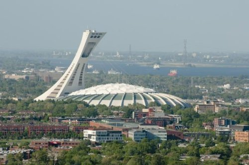 This Is What It Looked Like When Montreal Hosted The Summer Olympics In 1976