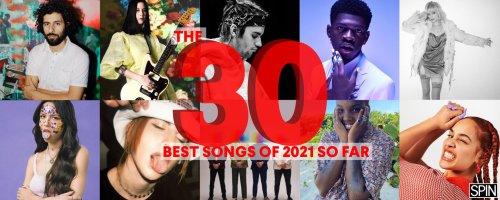 The best songs of the year