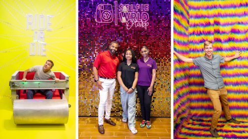 Selfie WRLD opens in Florida Mall, providing Instagram-worthy photo ops