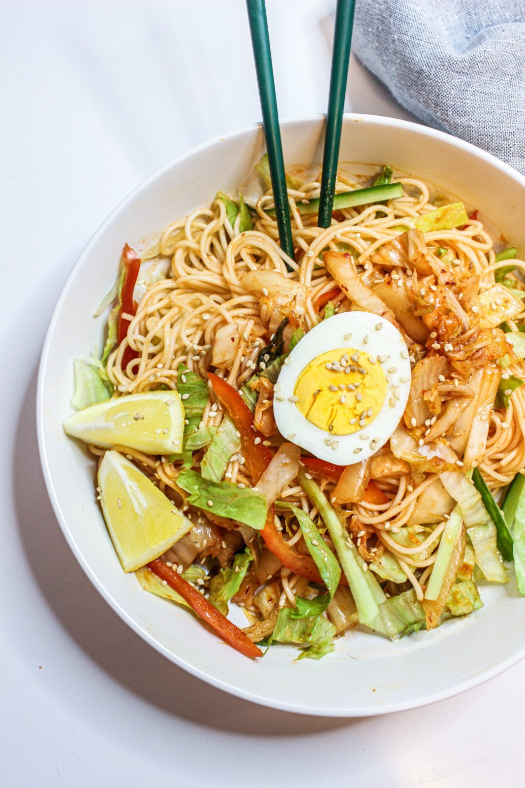 Simple and Delicious Recipes from Vancouver's Best Asian Chefs