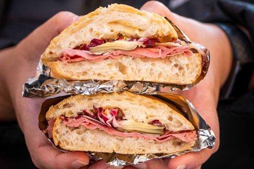 35 Tasty Sandwiches