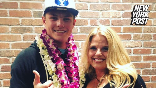 Zach Wilson's mom makes Instagram private after Disney World rant