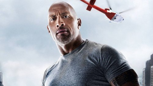 See Dwayne Johnson In Grand Theft Auto & Other Stars Out Of Their Element