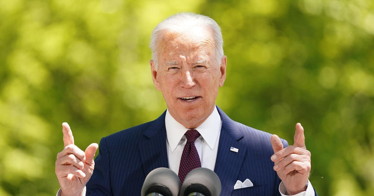 Biden's first 100 days: A look at his time in office