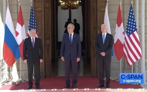 Biden-Putin Summit in Geneva: A Recap