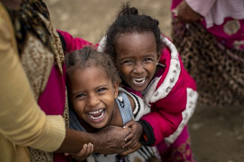 In Ethiopia camp, displaced Tigrayans live with hunger, fear