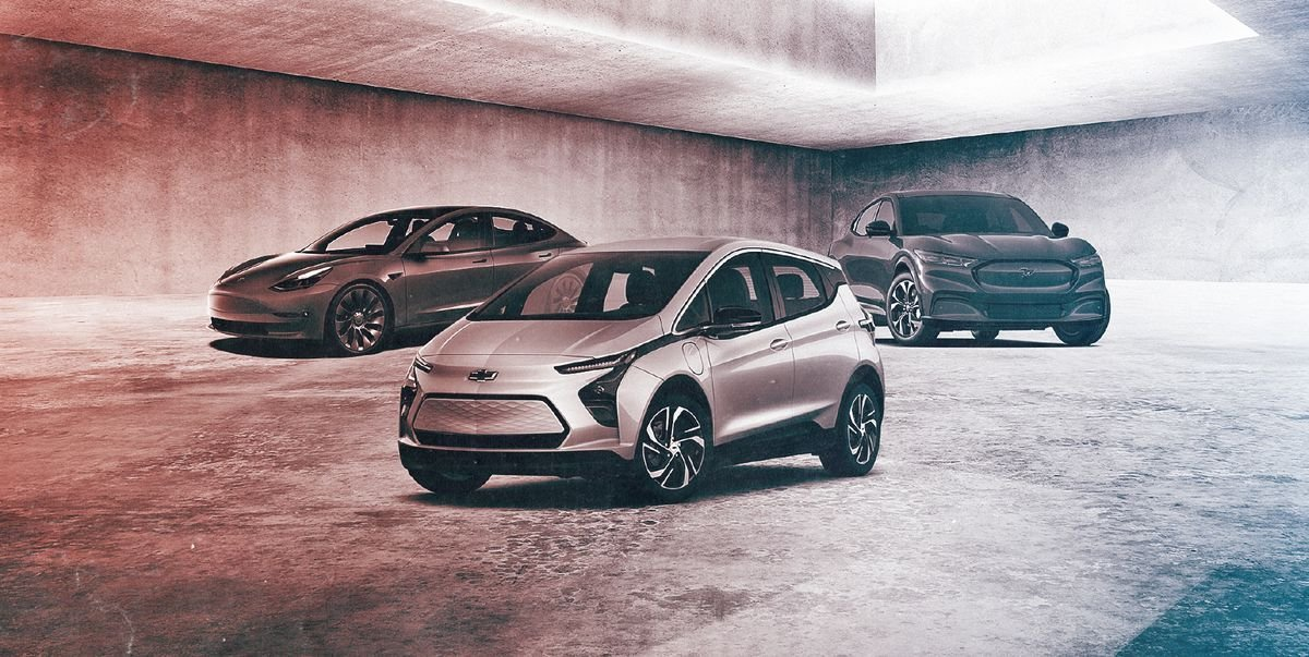 The Best-Selling Electric Vehicles of 2021 (So Far)