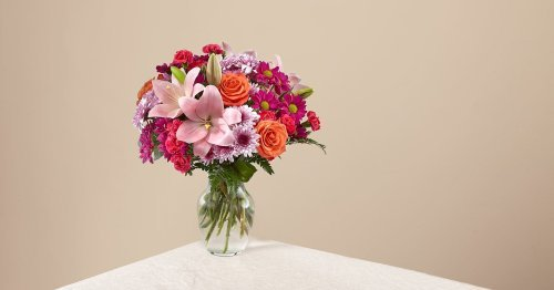 Last-Minute Flowers for Mother's Day