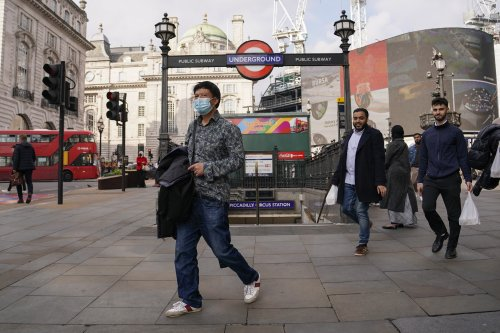 UK faces calls for 'Plan B' with virus cases high and rising